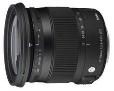 Lozeau | Sigma 17-70mm f/2.8-4 DC Macro OS HSM pour Nikon