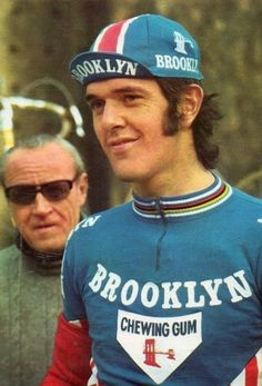 Roger de Vlaeminck - Brooklyn chewing gum