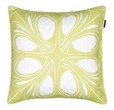 Augusta cushion, sage