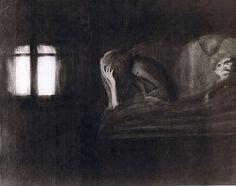 Le couple. Léon Spilliaert
