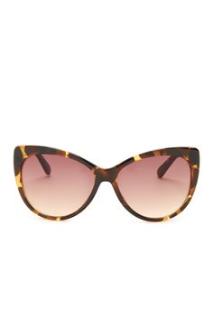 Women's Oversized Sunglasses by Kenneth Cole New York on @nordstrom_rack