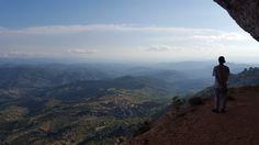Vista desde la Morera de #Montsant!