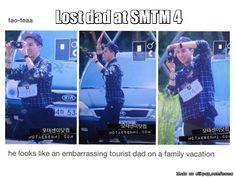 Lost dad at smtm4 hahah | allkpop Meme Center