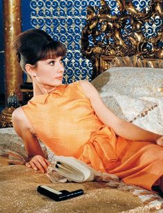 Audrey Hepburn in Paris When It Sizzles, 1964. Photo by Bob Willoughby.