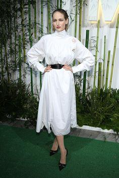 Leelee Sobieski in Dior Spring 2015