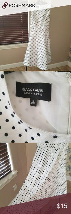 Selling this Polka Dot Dress on Poshmark! My username is: marriedmylove. #shopmycloset #poshmark #fashion #shopping #style #forsale #Evan Picone #Dresses & Skirts
