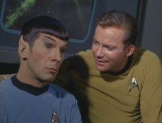 Kirk & Spock Vs Picard & Data - Battles - Comic Vine