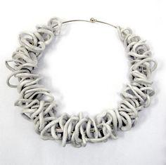 Camilla Marinoni | ceramic necklace