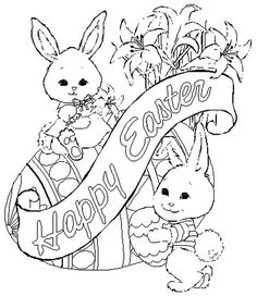 Top  Free Printable Disney Easter Coloring Pages Online  Easter