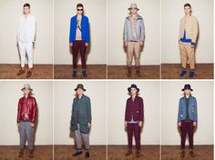 Undercover SS13 Men's Collection