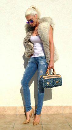 laura govan fashion style - Google Search