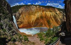 From trip to Yellowstone.