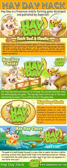 download hay day hack 2.1 free coins and diamonds unlimited android