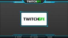 Free Streaming Graphics - TwitchGFX
