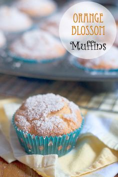 Busy day? Take a breath, pour a cup of coffee and enjoy one of these Orange Blossom Muffins from @NevrEnoughThyme http://www.lanascooking.com/orange-blossom-muffins/ #muffins #orange
