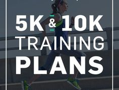 5K and 10K Training Plans for Beginners