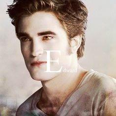 E is for Edward