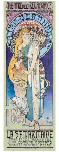 Another Mucha of Sarah Bernhardt