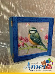 Alhajero madera decorada, en www.regalosamer.com.mx