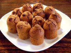Muffins al bacio | #vegan