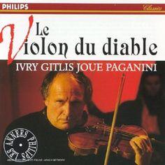 Ivry Gitlis - Le Violon Du Diable-Gitlis Joue Paganini-Ctos Viol