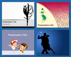 Dance performance #free powerpoint templates #powerpoint templates #templates powerpoint