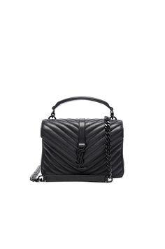 80148b0aad2b SAINT LAURENT Medium Monogram College Bag.  saintlaurent  bags  shoulder  bags  leather