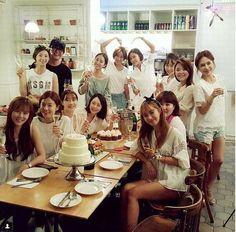 Stars Celebrate Bae Yong Joon and Park Soo Jin's Bridal Shower and Wedding | Koogle TV