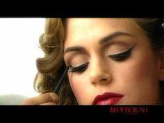 Make-up Artist: Robin for Deborah Milano Deborah Milano, Makati, Marilyn Monroe, Hair And Nails, Robin, Hair Makeup, Sunday, Make Up, Lipstick