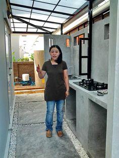 Dirty Kitchen Design, Kitchen Renovation Design, Kitchen Room Design, Pantry Design, Laundry Room Design, Home Room Design, Modern Kitchen Design, Interior Design Kitchen, Outside Laundry Room