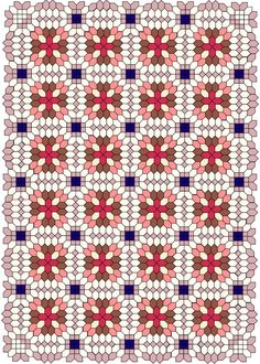 Patchwork Of The Crosses Quilt BOM Club: Month 3