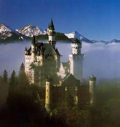 Castillos en Loira, Francia