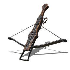 (M) Crossbow, heavy50 gp1d10 piercing18 lb.Ammunition (range 100/400), heavy, loading, two-handed