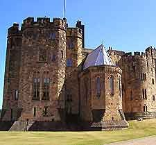 Alnwick Castle, England-my other house!