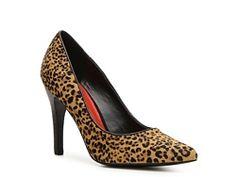 Nine West Gwendle Leopard Pump...my new leopard print pump...love!!