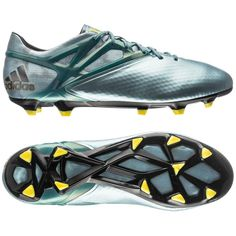 low priced ee38a cd958 Adidas Messi 15.1 FG AG Soccer Cleats Lionel Size 12 Ice Boots Futbol  220  NEW