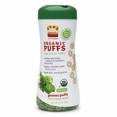 Happy Family Puffs  Green  21 oz  3 pk >>> Check this awesome product by going to the link at the image.