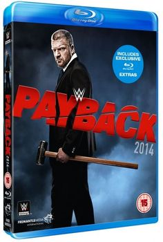 WWE Payback 2014 Blu-ray Review