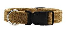 *Bowsers Collar - Paisley Cedar