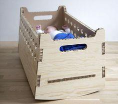 Muebles de cartón, diseño 100% ecologico