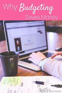 A Budget SAVES You Money