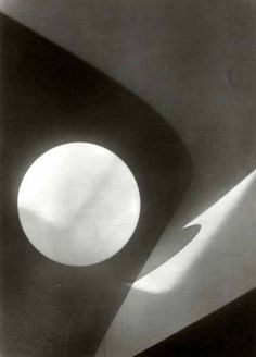 Composition of the Sphere by Jaromir Funke (Czechoslovakian, 1896 Experimental Photography, Abstract Photography, White Photography, Fine Art Photography, Photo B, Famous Photographers, Composition, Color Of Life, Still Life Photography