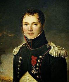 Charles Claude Jacquinot, né à Melun le 3 août 1772, mort à Metz le 24 avril 1848, est un militaire français ayant commencé sa carrière en 1791 en tant que volontaire dans les armées de la Révolution. Lieutenant et aide de camp auprès du général Beurnonville en 1795, il commande par intérim le 1er régiment des chasseurs à cheval avec lequel il combat à Hohenlinden.