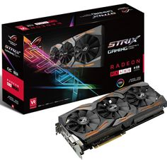 The Workstation PC will have a ROG Strix RX 480.