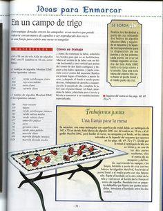 Solo Patrones Punto Cruz (pág. 1326) | Aprender manualidades es facilisimo.com