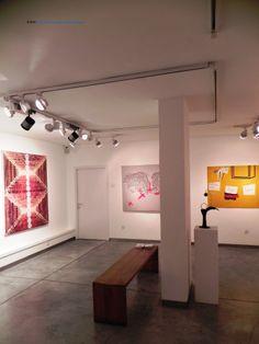 Art gallery in Tel Aviv