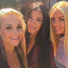 Natalya, Rosa Mendes, Tough Enough Amanda