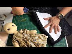 Como Fazer Boneca Koreana #parte 2 - YouTube