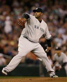 C.C. Sabathia #52 of the New York Yankees ...