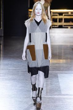 Rick Owens Spring 2015 Ready-to-Wear - Collection - Gallery - Look 8 - Style.com
